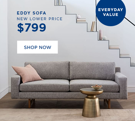 Eddy Sofa - New Lower Price $799