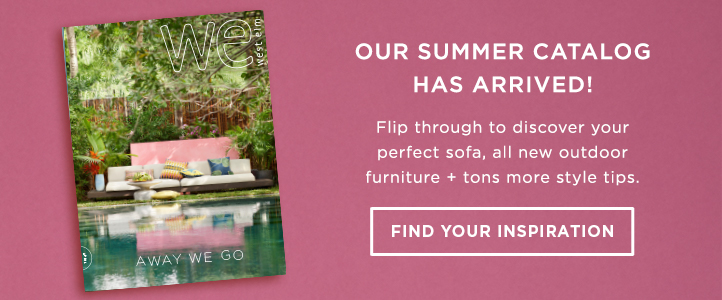 Our Summer Catalog Has Arrived! Find Your Inspiration