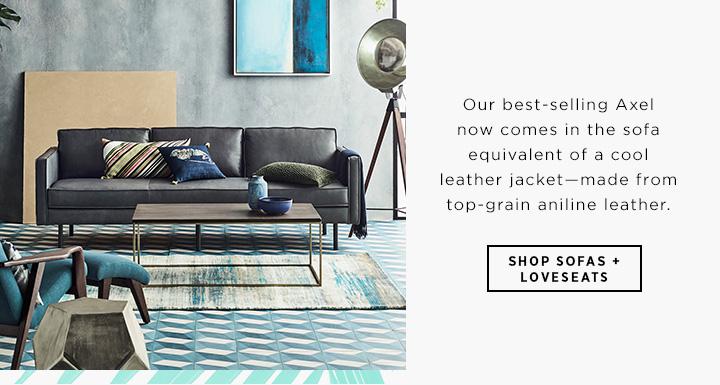 Shop Sofas + Loveseats