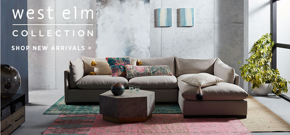 West Elm Collection - Shop New Arrivals
