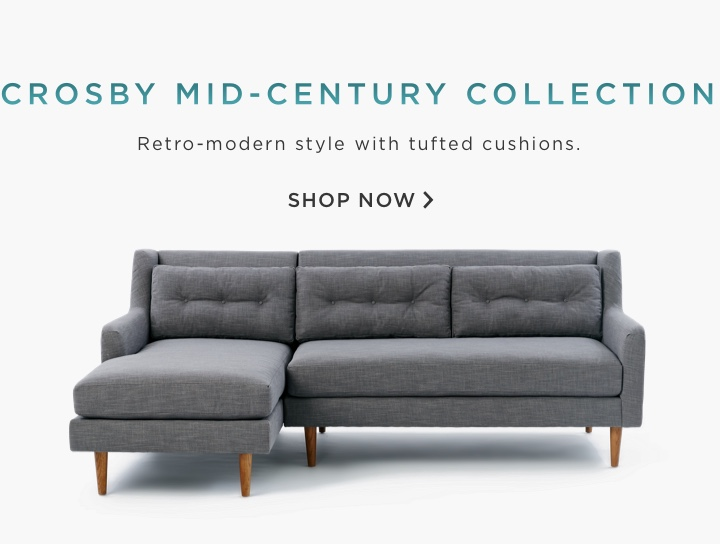 Crosby Mid-Century Collection