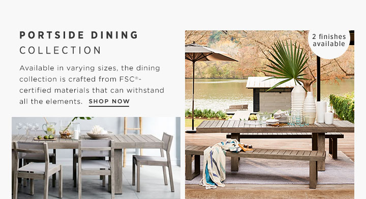 Portside Dining Collection