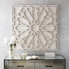Wall Decor + Mirrors